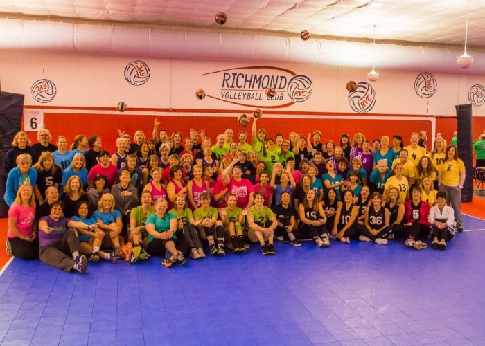 Who We Are - Richmond Volleyball Club
