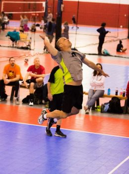 Adult Indoor Leagues - Richmond Volleyball Club