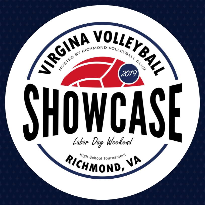 Virginia Volleyball Showcas Logo