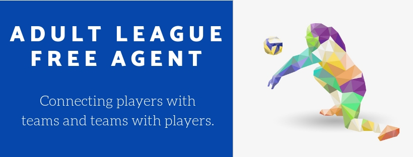 Adult League Free Agent