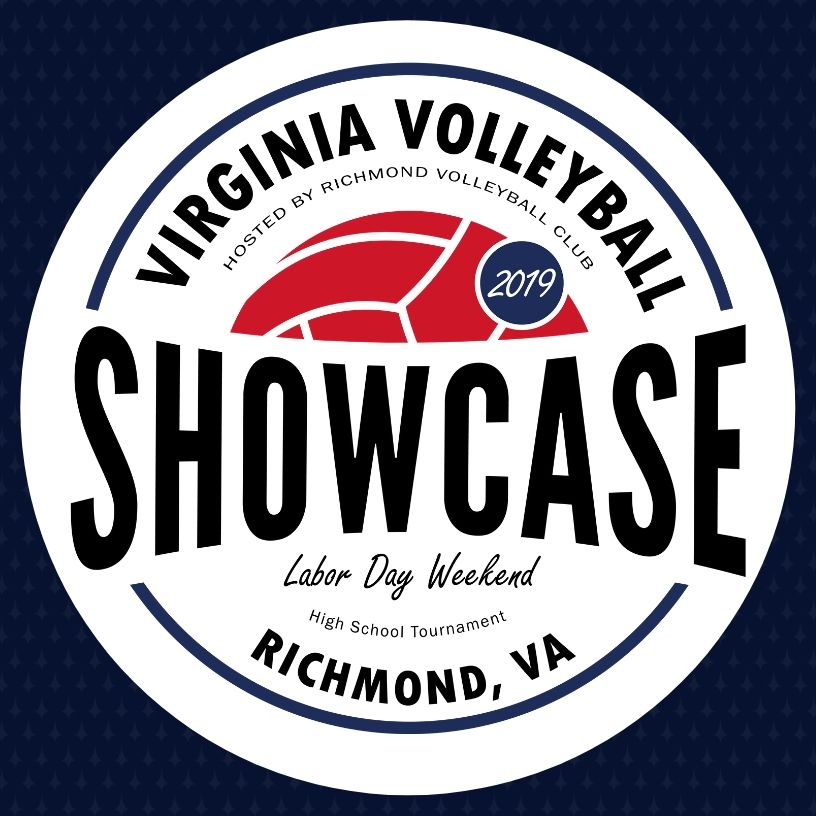 Virginia Volleyball Showcase high school tournament held over Labor Day weekend in Richmond, VA
