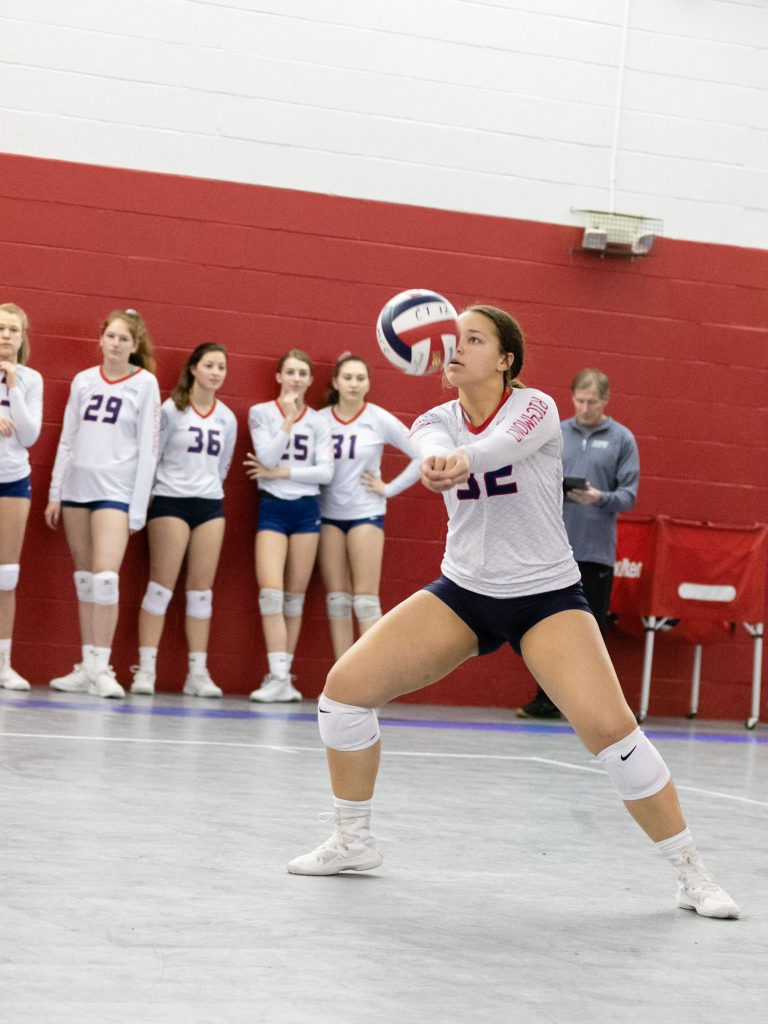Jump Up Youth Recreational Volleyball for boys and girls ages 12-17